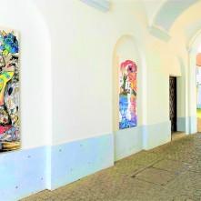 """Ausstellung """"New Baroque"""" im Garten des Schaezlerpalais in Augsburg"""